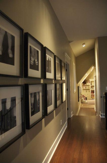 Decorar el pasillo - Fotos de pasillos decorados ...