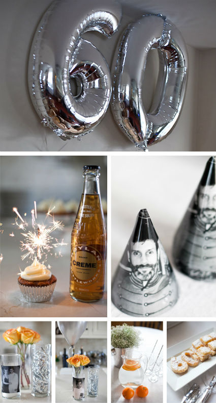 Decora tu cumpleaños