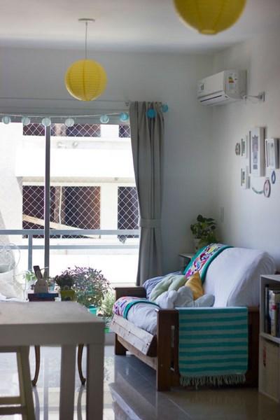 Visita un apartamento encantador