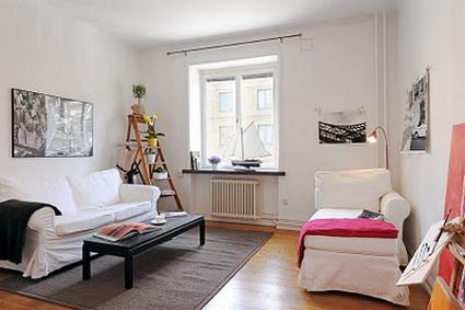 Decoración de pisos rentados