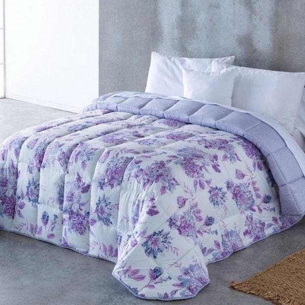 Los estampados florales siempre son tendencia en la ropa de cama