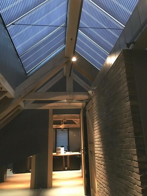Cortinas de techo