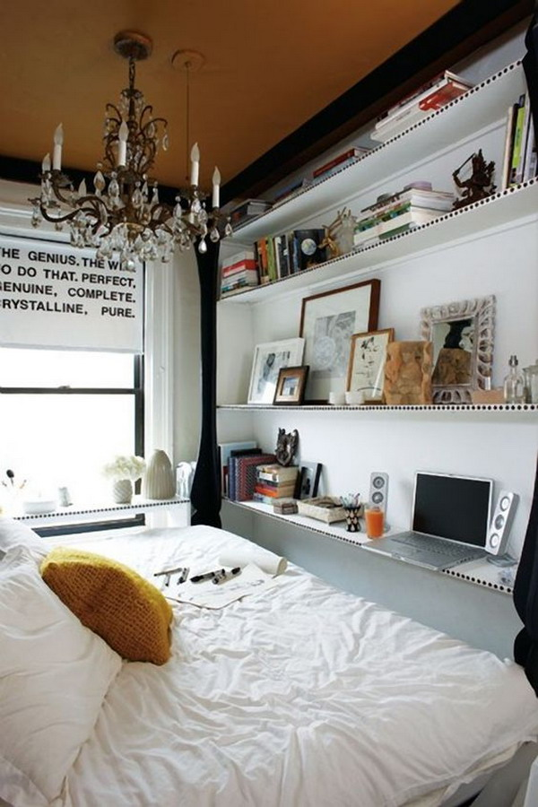 Como Decorar Un Dormitorio Matrimonial Pequeño Decoactualcom
