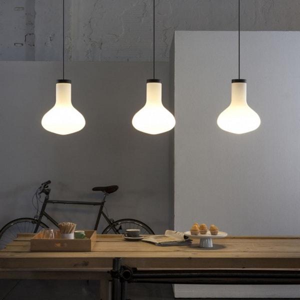 Lámparas suspendidas de diseño