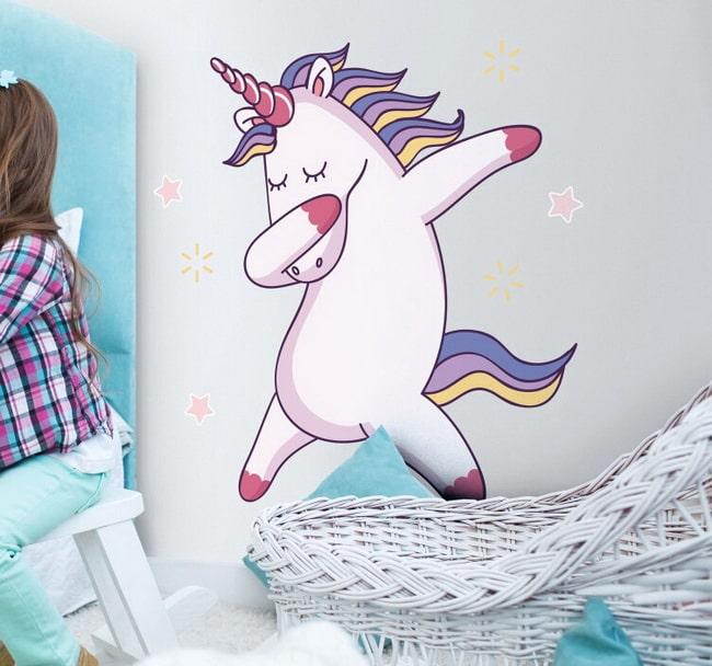 Diseños de pegatinas infantiles